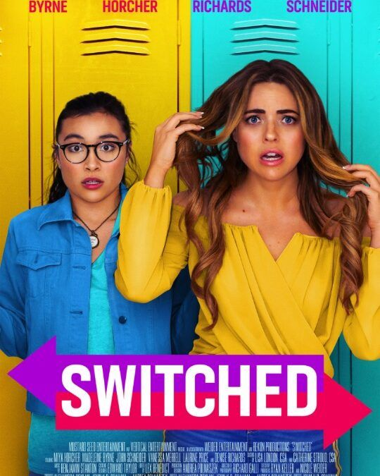 'Switched': Movie Review and Interview