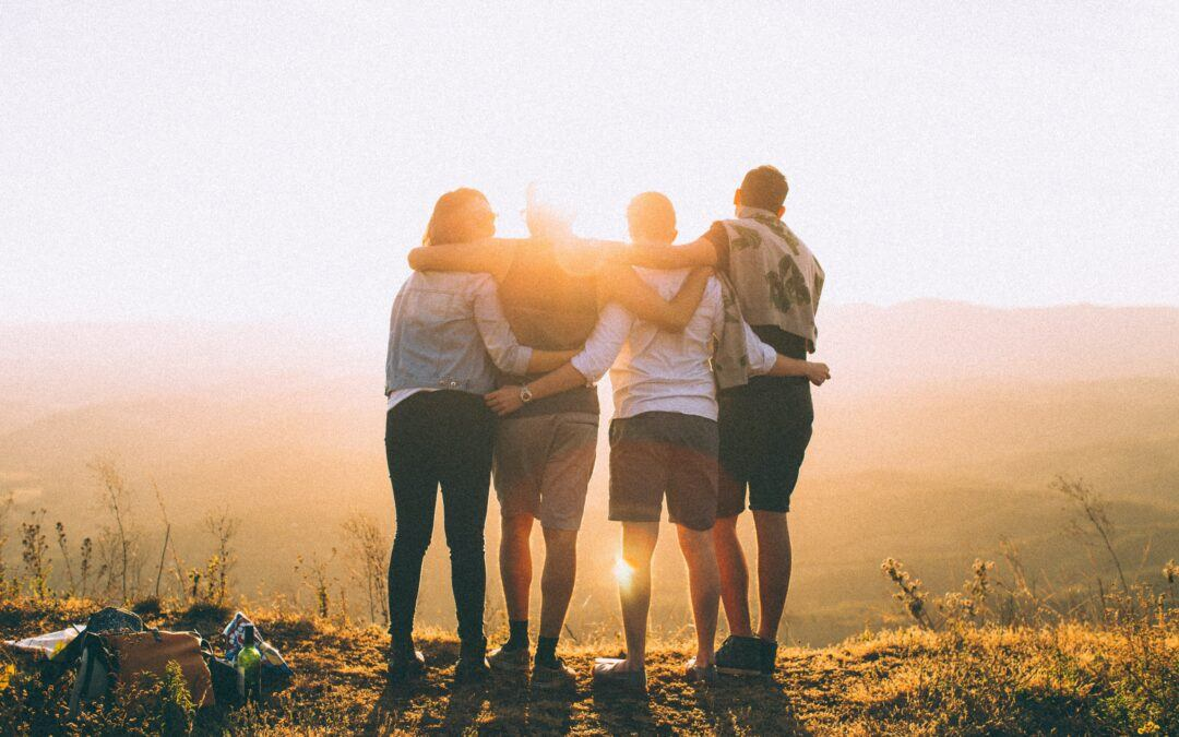 Christians, Don't Disengage! 4 Steps to Unite and Re-engage